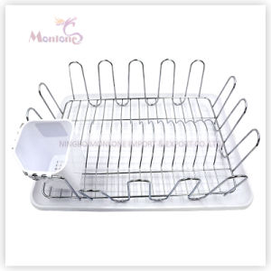 Kitchen Steel Storage Drying Dish Rack pictures & photos