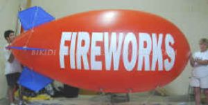 Helium Blimp, 4m, 6m, 8m Blimps, Inflatable Helium Balloon, Ballons (K7014) pictures & photos