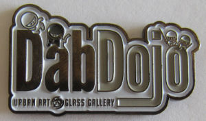 Metal Black Paint Badge in Quick Delivery Time (badge-178) pictures & photos
