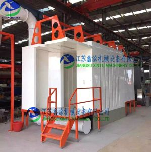 Automatic Powder Coating Spray Booth pictures & photos