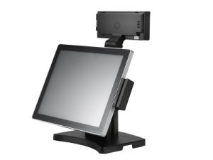 "New Design 15"" Touch Screen POS Terminal for Banking/ATM/POS Cash Register pictures & photos"