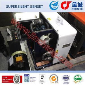 DC Diesel Generator Powered by Hohler Engine, Super Silent Type