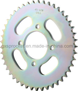 Motorcycle Rear Sprocket Suzuki Hj125-19 pictures & photos