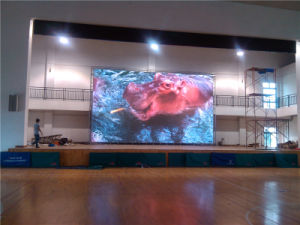 Digital Indoor Media P5 Big LED Screen Factory pictures & photos