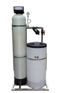 Salt-Based Anti-Scale Water Softener for Heavy Scale Buildup pictures & photos