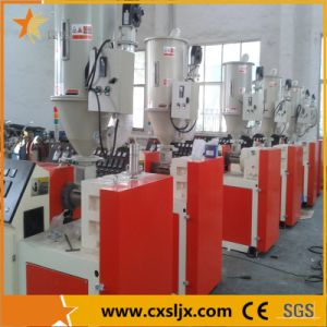 PE PP Granulation Machine Single Screw Extruder (SJ) pictures & photos