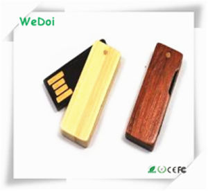 Knife Shaped Wooden USB Stick with High Quality (WY-W45) pictures & photos