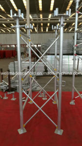 Hi Load Shoring Frames Peri Flex Frame Scaffolding pictures & photos