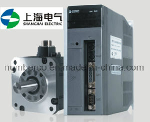 High Performance Shanghai Electric All-Digital AC Servo Drive (0.2kw~5.4kw)