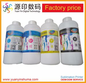 Fast Dry Dye Sublimation Ink for Epson Printhead