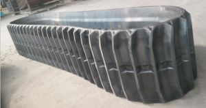 High quality Dumper Rubber Track (500*100*76)