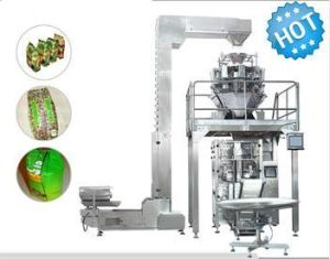 Automatic Stand up Bag Packing Machine with Weigher Jy-420A pictures & photos