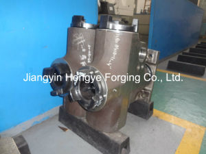Hot Forged 400 Fluid End Used for Plunger Pump