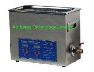 6L 180W Digital Ultrasonic Cleaner with Heating pictures & photos