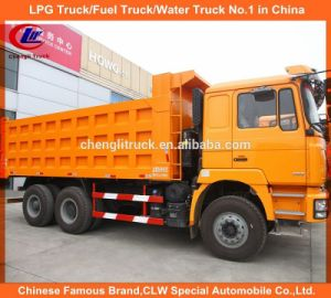Shacman 6X4 Tipper Truck 30t~35t Dump Truck pictures & photos