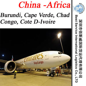 Express Shipping Burundi, Cape Verde, Chad, Congo, Cote D-Ivoire (Air) pictures & photos