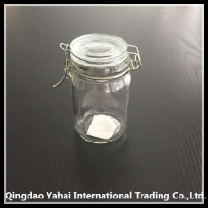 240ml Clear Glass Storage Jar pictures & photos