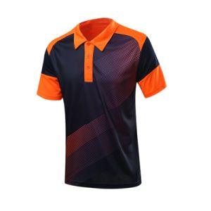 China Sublmation Print Polo Shirt Customized Logo Advertising Sport