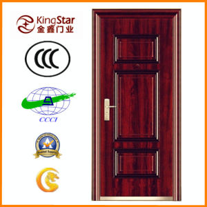 High Quality and Perfect Price Steel Secutrity Door