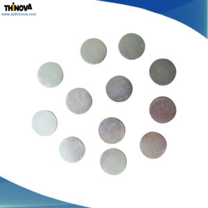 RoHS Industrial OEM Discs Neodymium NdFeB Magnets for DC Motor, Generator, Pump, Speaker, Electronics