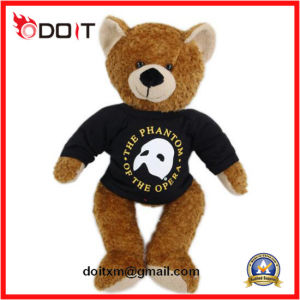 Custom Production Super Cute Stuffed Bear with Suit pictures & photos
