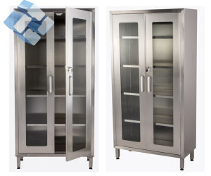 Hospital Medical Cabinet Steel Clinic Cabinets pictures & photos