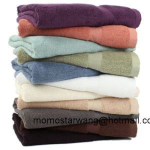 China Luxury Bamboo Bath Towel Bath Sheet With Border China Bamboo