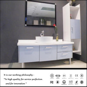 2014 New MDF Bathroom Cabinet Design (ZH022) pictures & photos