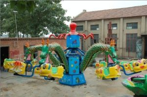Mantong Amusement Park Rides Excellent Frozen Gaint Octopus for Kids/Interesting Kiddy Rides pictures & photos