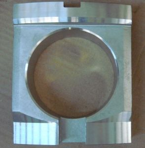 CNC Machined Spare Parts of Stainless Steel