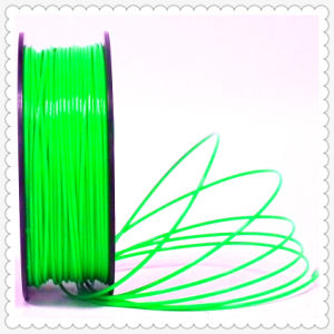 Excellent Top Sells 1.75mm 3mm Glow in Dark ABS PLA Filament for DIY 3D Printer