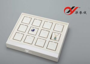 12 Slots Pendant Stackable Tray with Interchangeable Pads pictures & photos