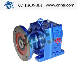 Hr Series Co-Axial Helical Gear Reducer Foot Mounted Crane Gearbox