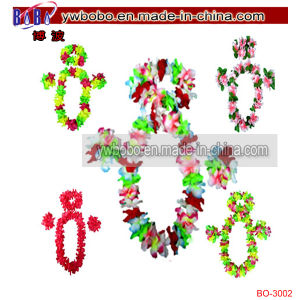 Luau Party Hawaii Necklace Lei Party Supplies (BO-3002) pictures & photos