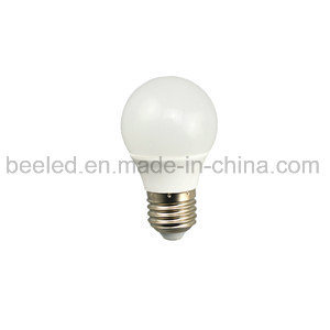 LED Corn Light E27 3W Cool White Silver Color Body LED Bulb Lam