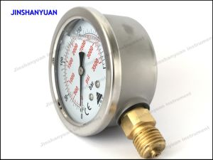 Og-009 Wika Type Pressure Gauge/Oil Manometer pictures & photos
