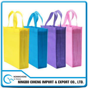 Shopping Bag Fabric Textile Needle Punch Nonwoven Products Material pictures & photos