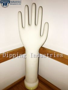 Pitted Examination Ceramic Gloves Mould pictures & photos