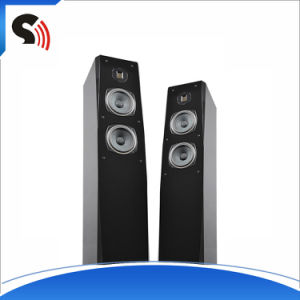 Black Professional Floor Home Theater System DJ Sound Box pictures & photos
