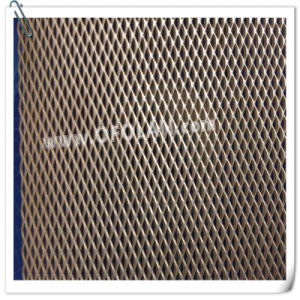 Special Shape Wave Expanded Titanium Electrode Mesh for Electroplating pictures & photos
