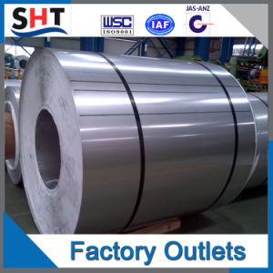 Made in China 201 304 Cold Rolled Stainless Steel Coil pictures & photos