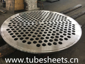 High Finish Ss304L Tube Sheet
