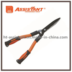 Garden Tool Hedge Shears with Undulated Blade by Teflon Coating pictures & photos