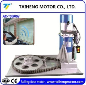 AC Copper Wire Rolling Shutter Door Motor pictures & photos