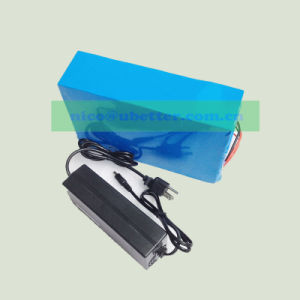 Rechargeable Battery Pack 60V 20ah Motorcycle Lithium Battery for Electric Scooter with Deep Cycle Life pictures & photos