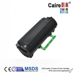 for Lexmark Ms310 Ms410 Ms510 Ms610 Compatible Toner Cartridge pictures & photos