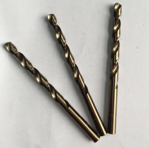 HSS Cobalt Drill Bits, Use for Metal pictures & photos