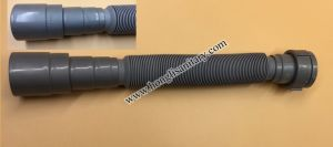51007 Gray Extensible Siphon Tube for Basin Drainer, Sink Waste pictures & photos