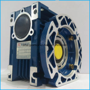 Nmrv Worm Speed Gearbox Speed Ratio 30
