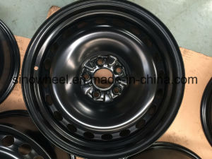 18X7.5 Winter Steel Wheel Rim pictures & photos